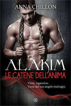 Alakim. Le Catena dell'Anima - Cover - Cover