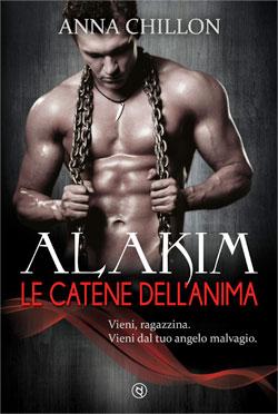 Alakim. Le Catena dell'Anima - Cover - Cover
