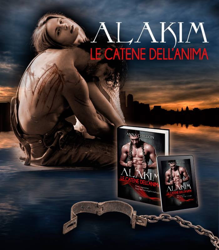 Alakim ferito e stremato si accascia su Nicole