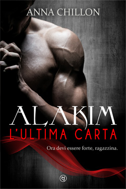 Alakim. L&quote;Ultima Carta - Cover